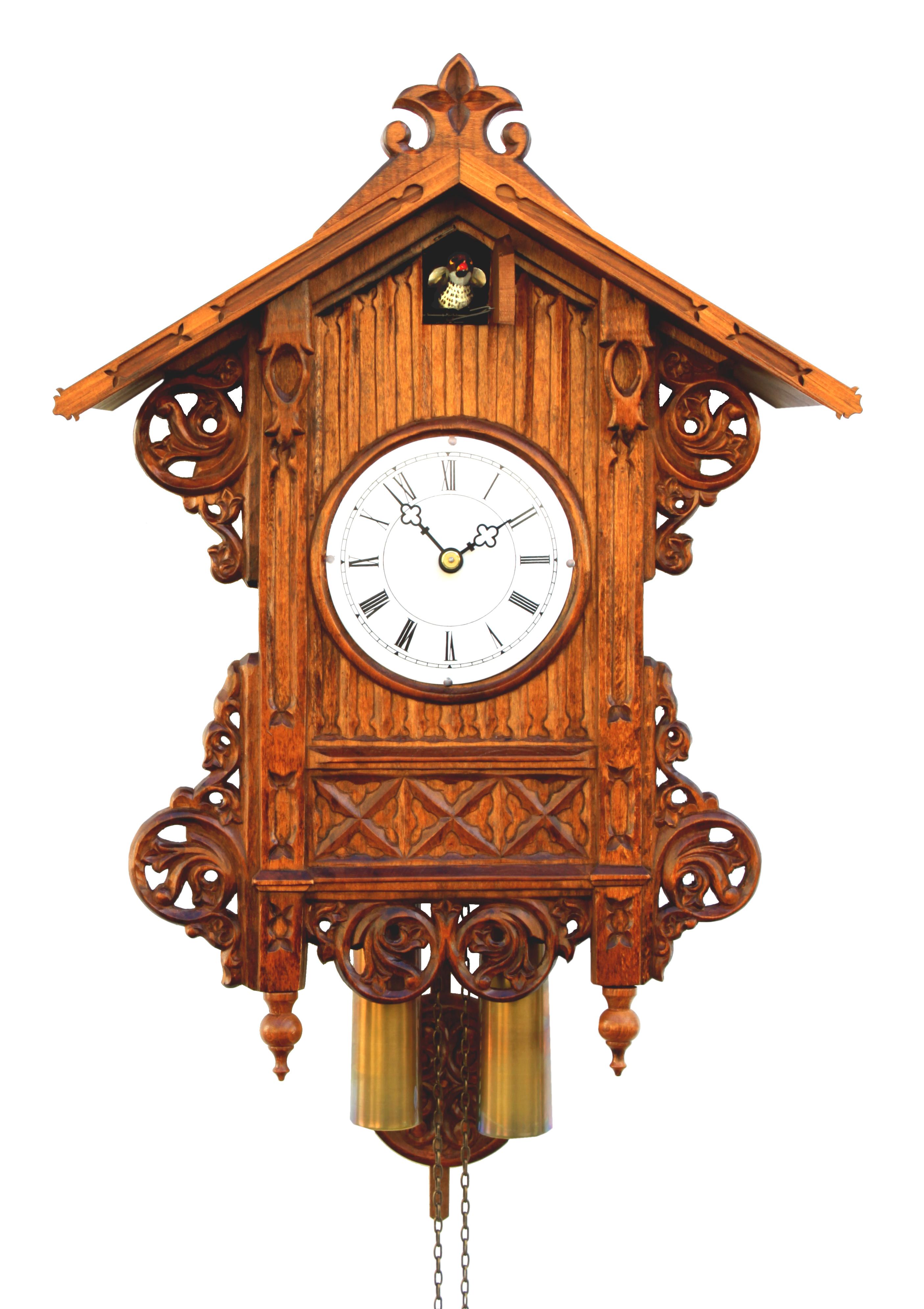 Historical 8 Day Cuckoo Clock