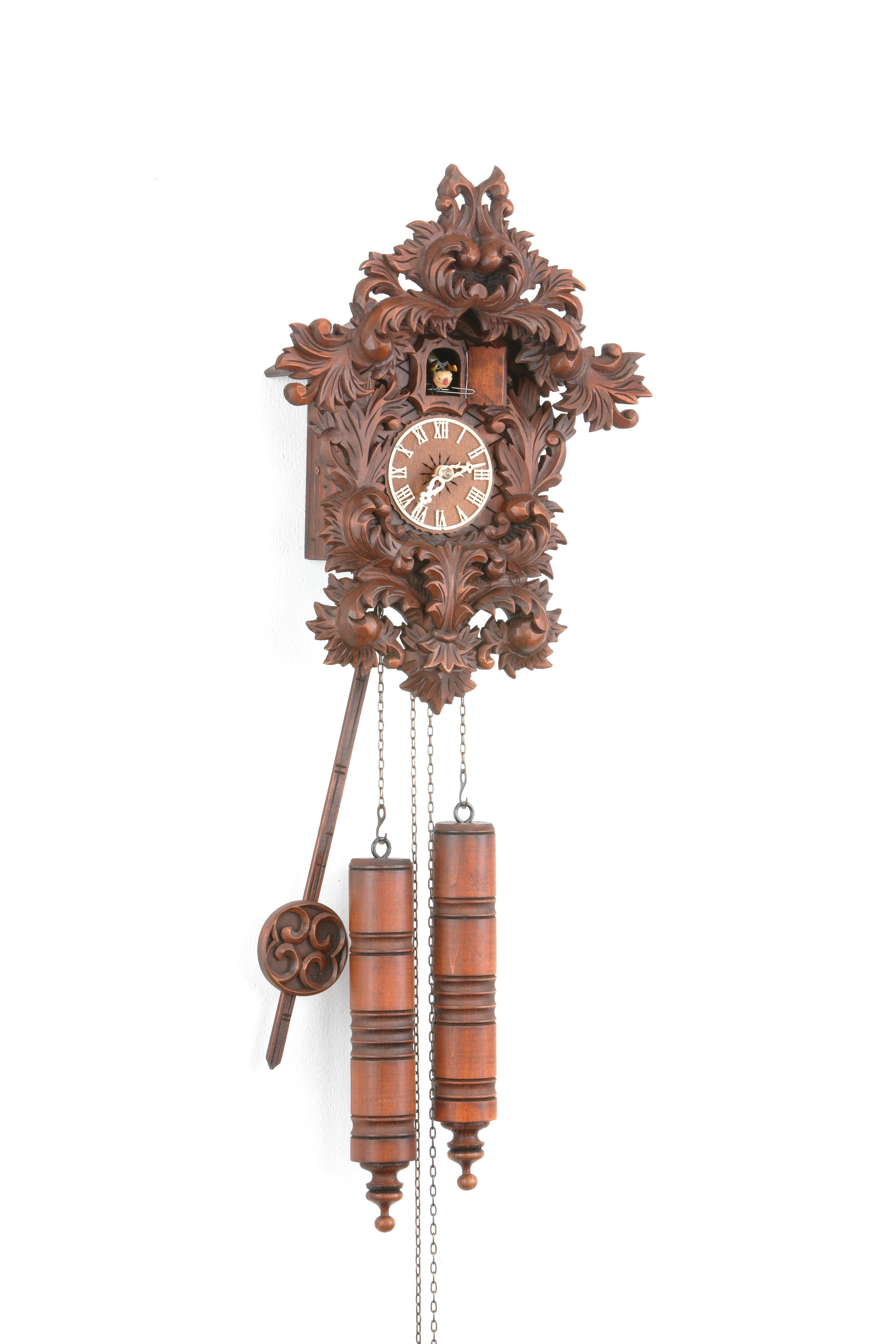 8 Days Cuckoo Clock Baroque